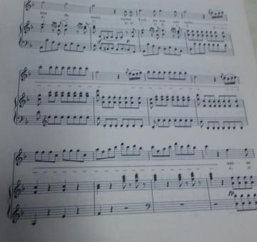 夜 の 女王 の アリア 楽譜