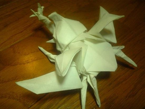ハート 折り紙:カブトムシ 折り紙 折り方-divulgando.net