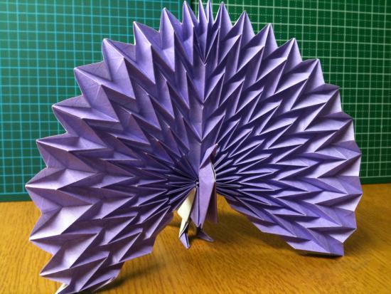 折り紙の 難しい折り紙の折り方 : divulgando.net