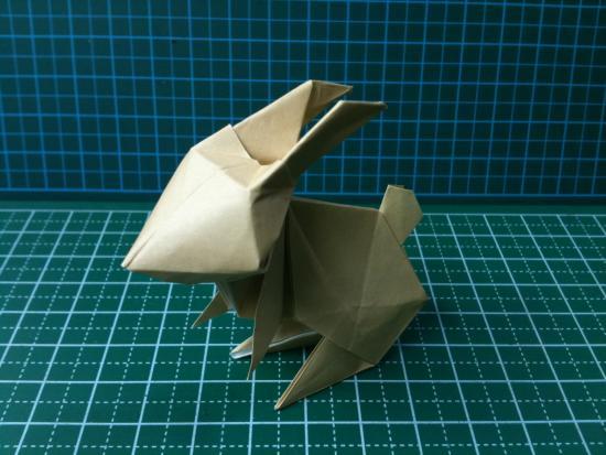 クリスマス 折り紙:立体折り紙折り方-divulgando.net