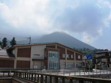8月3日(月)今日の大山