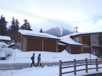 2月24日(金)今日の大山