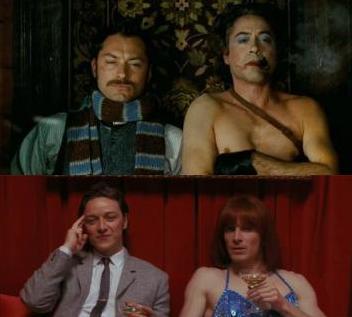 いつかホームズとワトソンのように、リッチーとヴォーンが再び公然といちゃいちゃする日は来るのか。それともマグニートーとプロフェッサーXのようにお互いを想いつつ